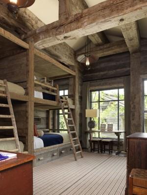 Спальная комната в Баварском стиле