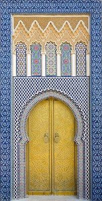 Интерьер в мавританском стиле 8