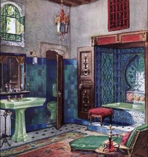 Интерьер в мавританском стиле 17
