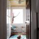 Креатив: потолок в полоску, 32 примера