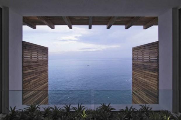 Интерьер недели: Дом на берегу Мексики 14