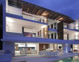 Интерьер недели: Дом на берегу Мексики