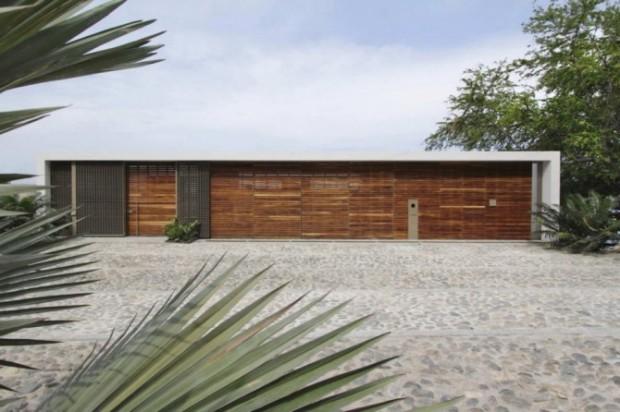 Интерьер недели: Дом на берегу Мексики 17