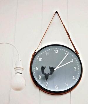 Крепления для часов из старого ремня