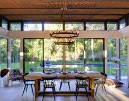 Интерьер недели: Американский загородный дом