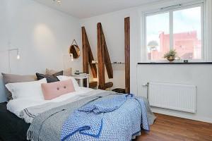 Небольшая комната в финском стиле