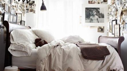 Небольшая спальня – секреты дизайна
