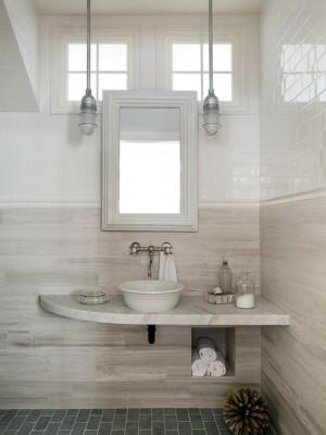 Окно в ванной комнате 3