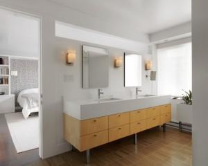 Окно в ванной комнате 7