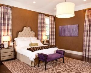 Лиловая спальня 5