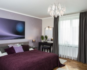 Лиловая спальня 8