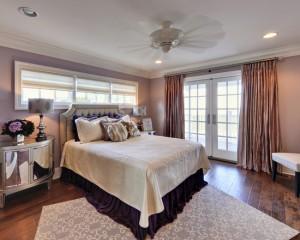 Лиловая спальня 2