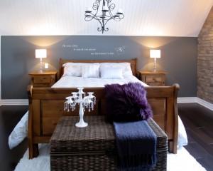 Лиловая спальня 3