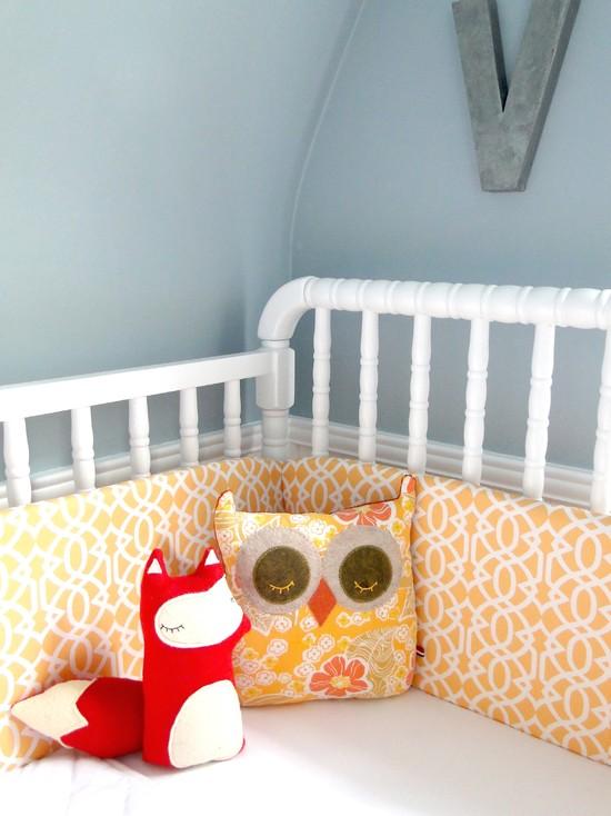 Детские декоративные подушки ручной работы