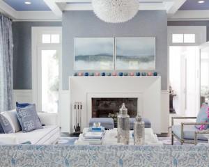 Серо-голубой с фиолетовым оттенком 3
