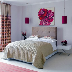 Симпатичная небольшая кровать