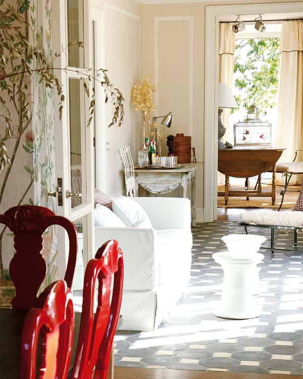 Интерьер недели: Дом в Мадриде
