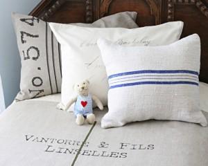 Детские декоративные подушки ручной работы 26