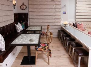 Декорируйте кухонные стулья, своими руками меняя обшивку на ваше усмотрение