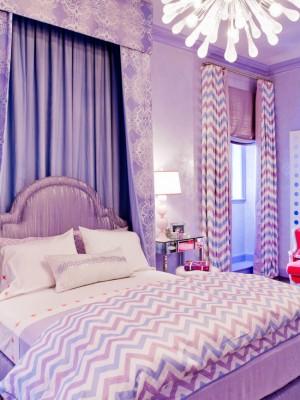 Лиловая спальня 21