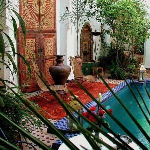 Интерьер в мавританском стиле 15