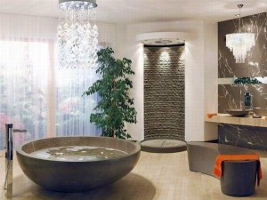 Роскошная ванная комната (2)