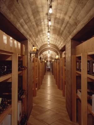 Подземное хранилище вина