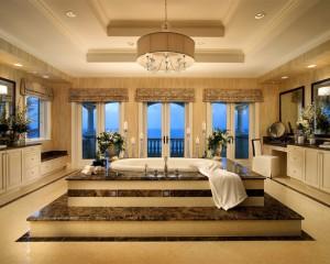 Роскошная ванная комната (7)