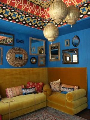 Интерьер в мавританском стиле 24