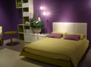 Лиловая спальня 23