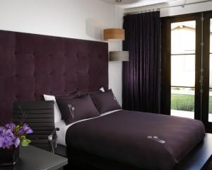 Лиловая спальня 24