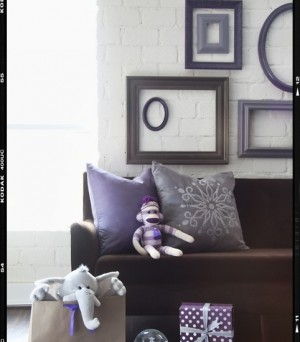 Холодный фиолетово-серый 10