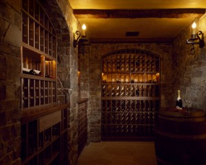 Хранилище вина в деревенском стиле (7)