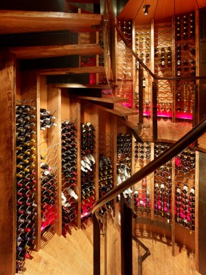 Хранилище вина в деревенском стиле (4)