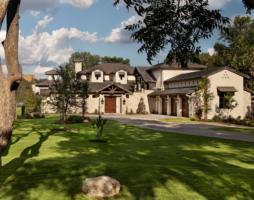 Загородный дом в Техасе