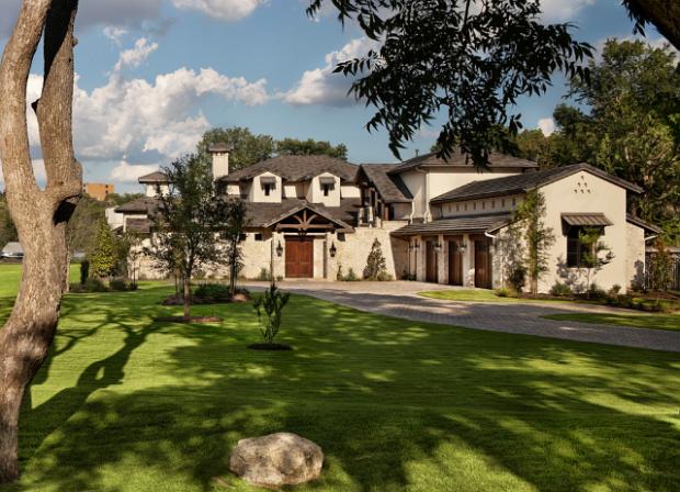 Загородный дом в Техасе 2