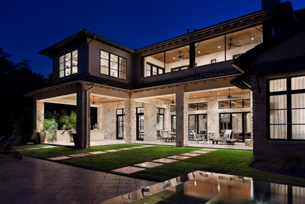 Загородный дом в Техасе 20