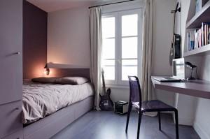 Небольшая спальня для подростка
