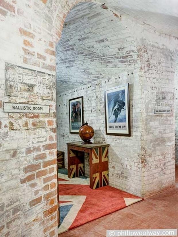 Отель в старой крепости 11