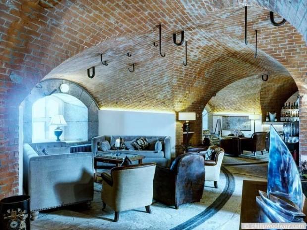 Отель в старой крепости 13