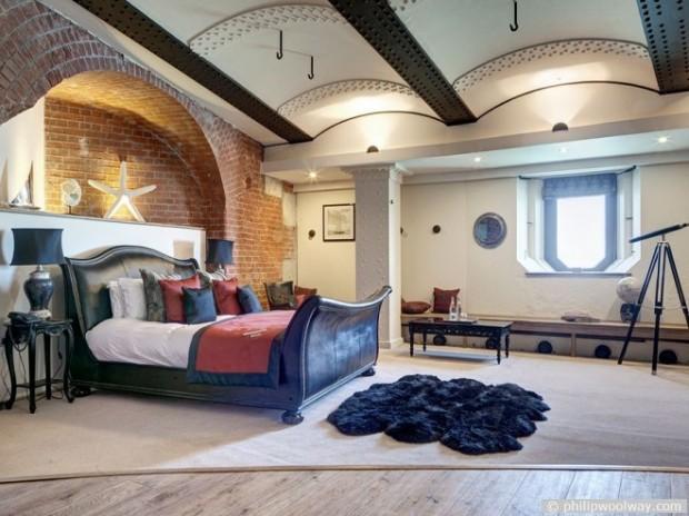 Отель в старой крепости 15