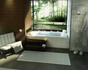 Роскошная ванная комната (3)