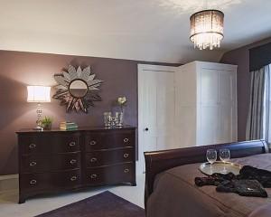 Лиловая спальня 30