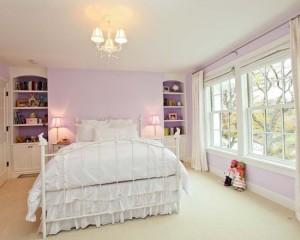 Лиловая спальня 33