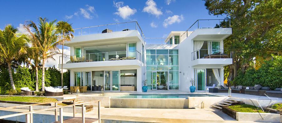 Недвижимость на берегу моря во флориде фото