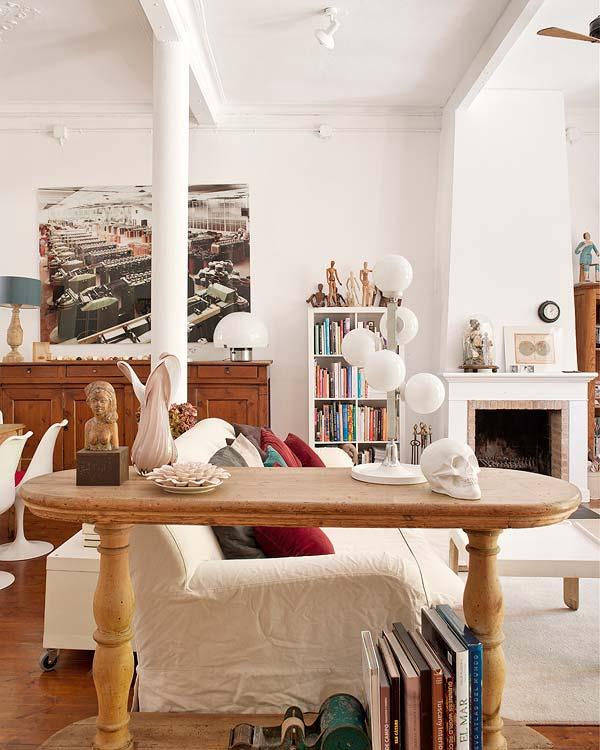 Дом художников в Барселоне 7