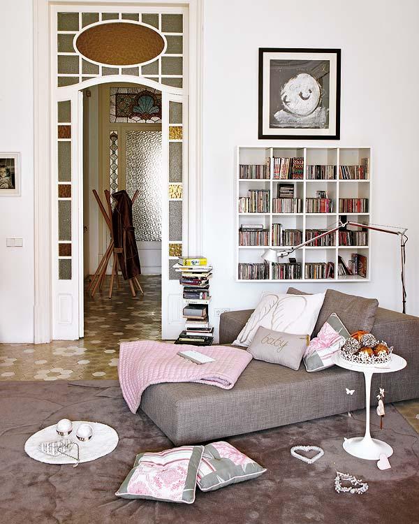 Современная испанская квартира 4