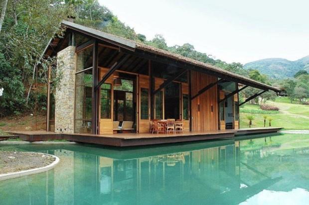 Дом в Итайпаве 1