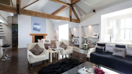 Интерьер недели: Квартира в Лондоне