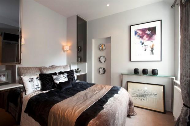 Интерьер недели: Квартира в Лондоне 8